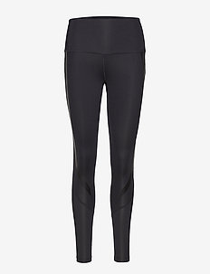 MOTION HI-RISE COMPRESSION TI - compression tights - black/nero