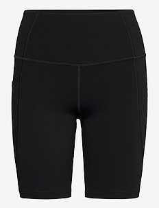 FORM STASH HI-RISE BIKE SHORT - träningsshorts - black/black
