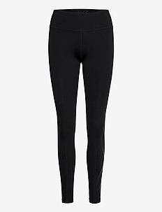 IGNITION MID-RISE COMPRESSION - löpnings- och träningstights - black/nero