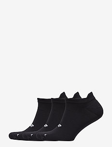 3 Pack Ankle Socks - BLACK/WHITE