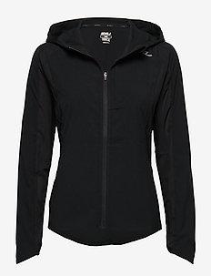 XVENT Run Jacket-W - BLACK/SILVER REFLECTIVE
