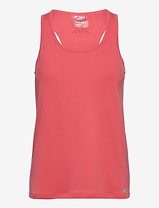 XVENT G2 Singlet-W - tank tops - pink lift/silver reflective
