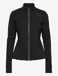 FORM JACKET - training jackets - black/black