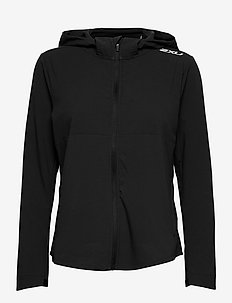 AERO JACKET - training jackets - black/silver reflective