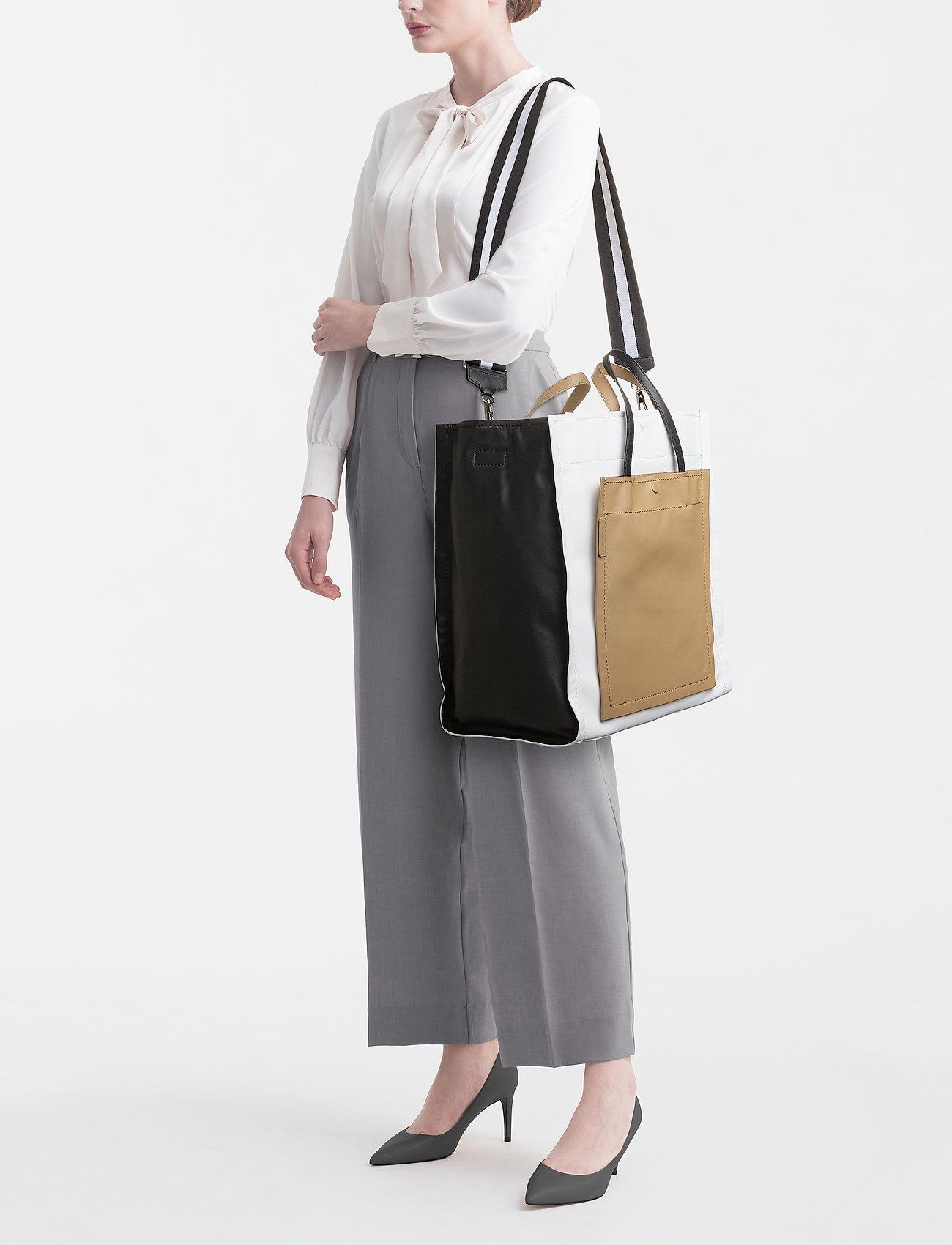 3.1 Phillip Lim - ACCORDION SHOPPER - fashion shoppers - natural