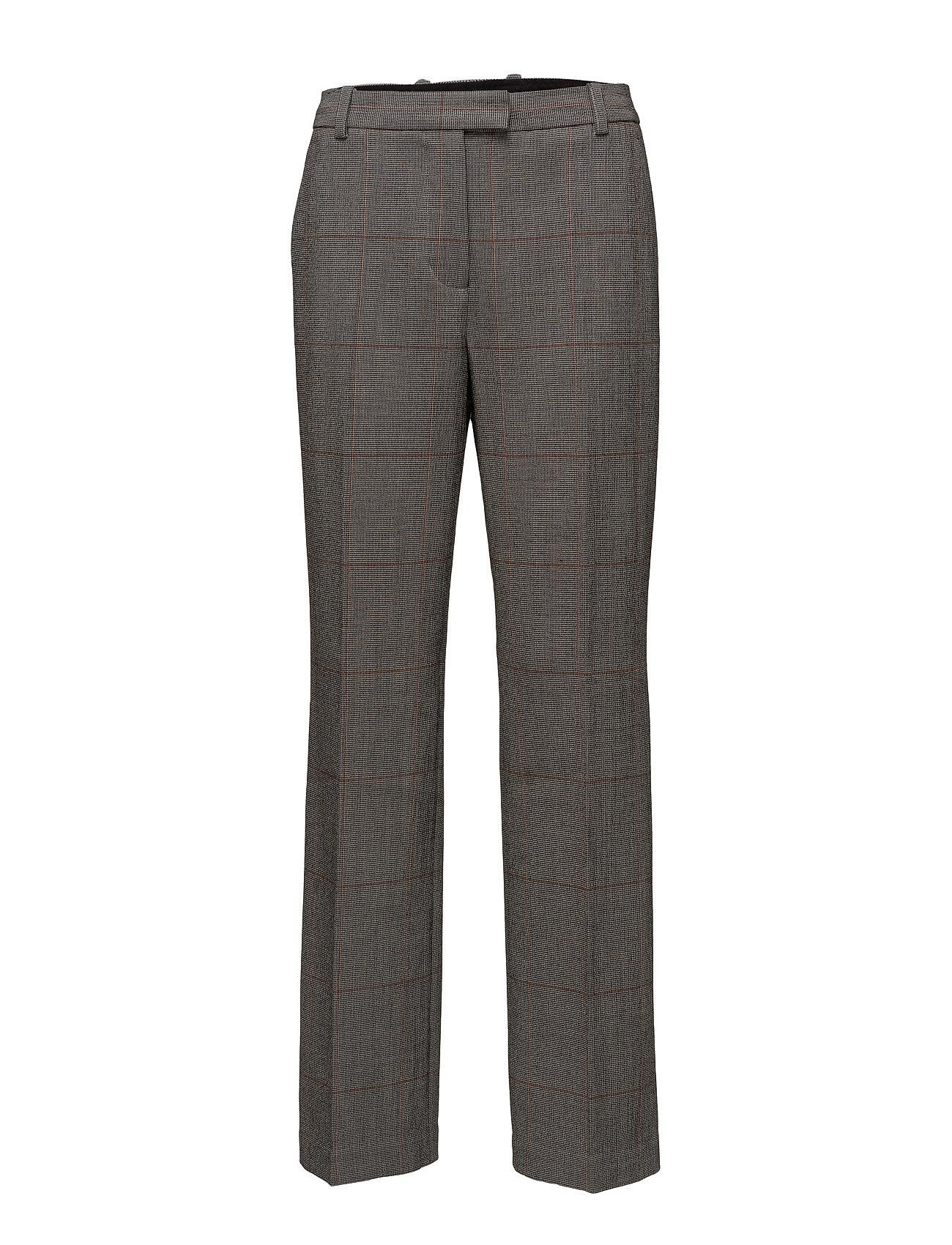 Image of Long Stovepipe Pant Bukser Med Lige Ben Grå 3.1 PHILLIP LIM (3038172169)