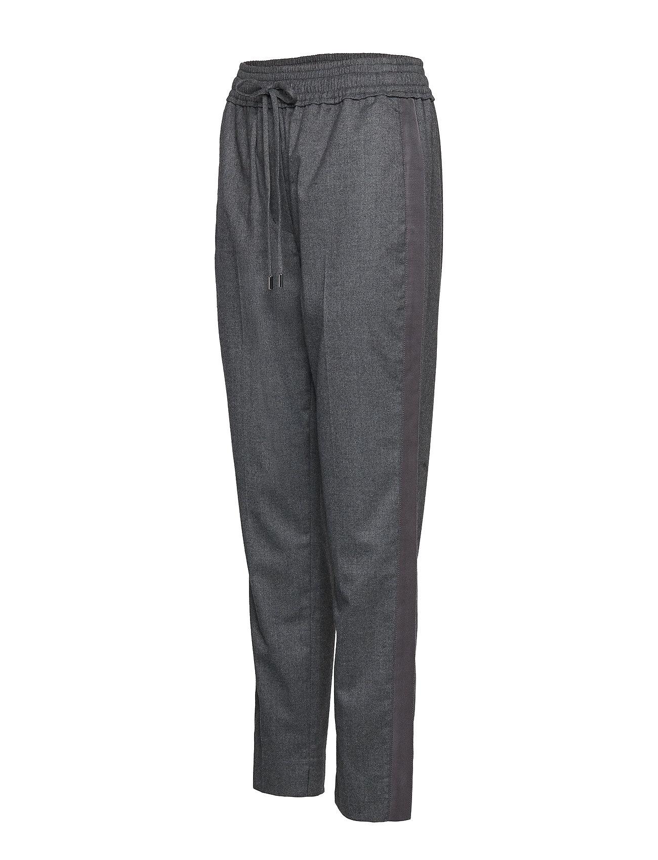3.1 Phillip Lim Track Pant W Side Stripe (Medium Melange Grey), 1207.60
