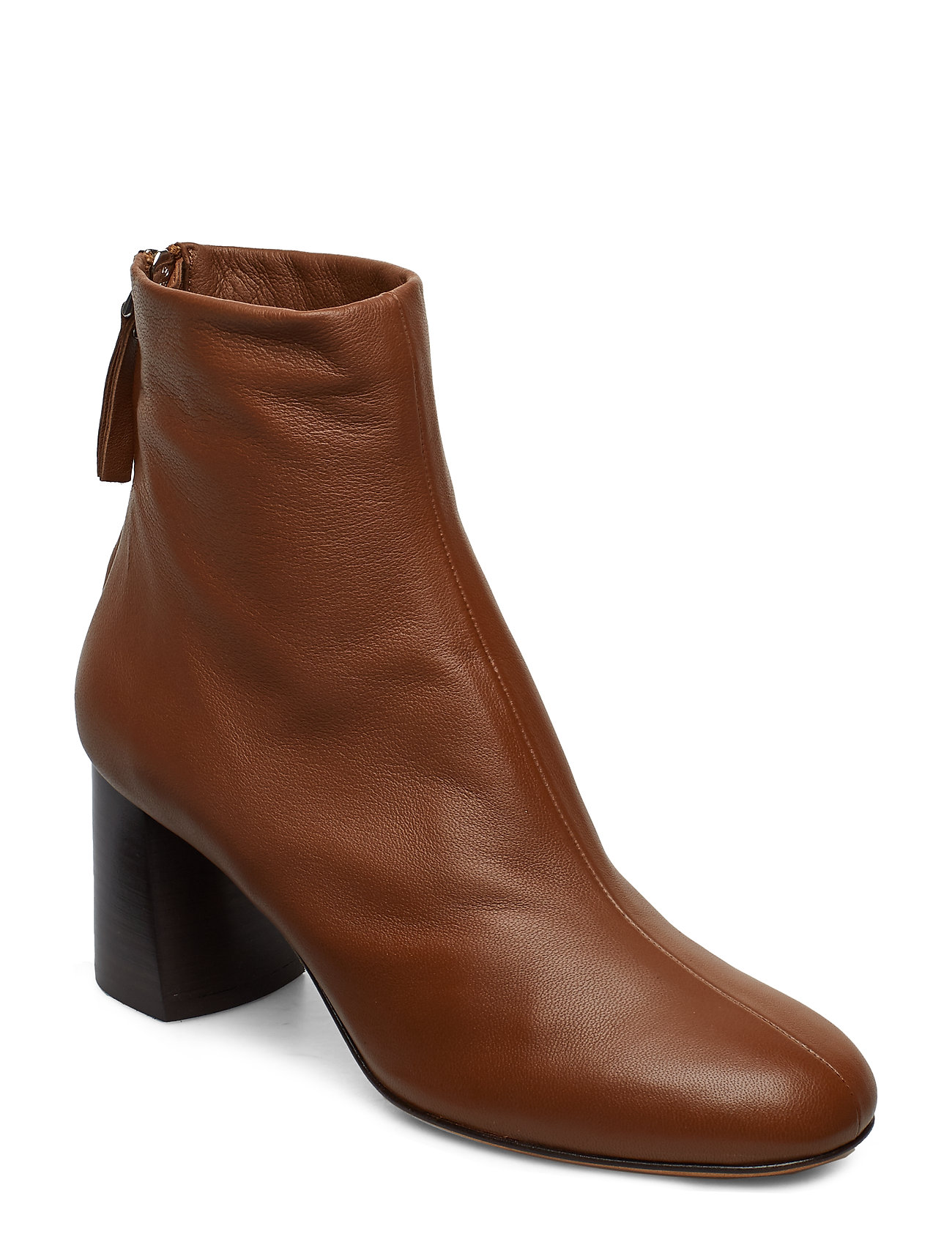 Image of Nadia - Soft Heel Boot Shoes Boots Ankle Boots Ankle Boots With Heel Brun 3.1 Phillip Lim (3215649495)