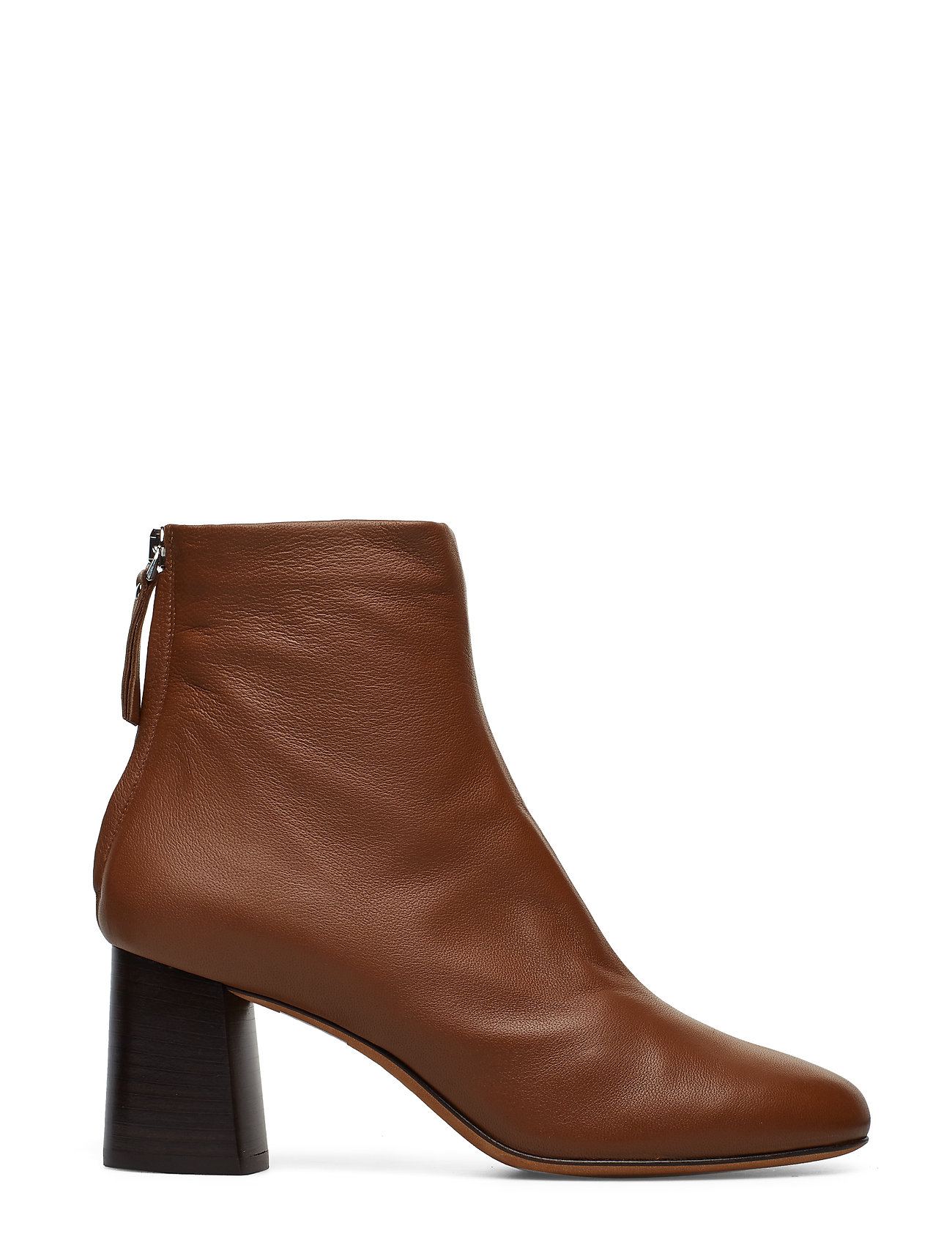 Nadia - Soft Heel Boot Shoes Boots Ankle Boots Ankle Boot - Heel Brun 3.1 Phillip Lim