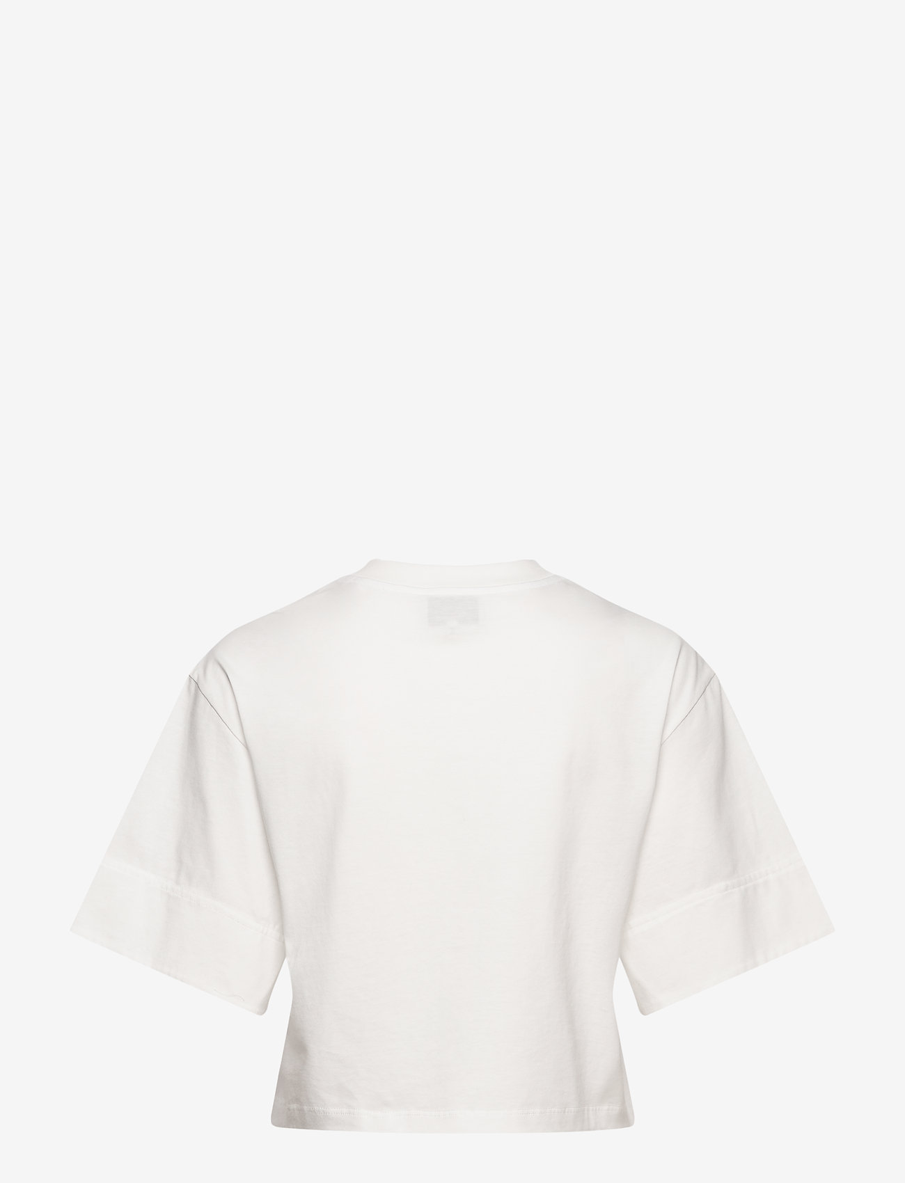 3.1 Phillip Lim - SS BANANA EMBROIDERED TSHIRT - t-shirts - offwhite - 1