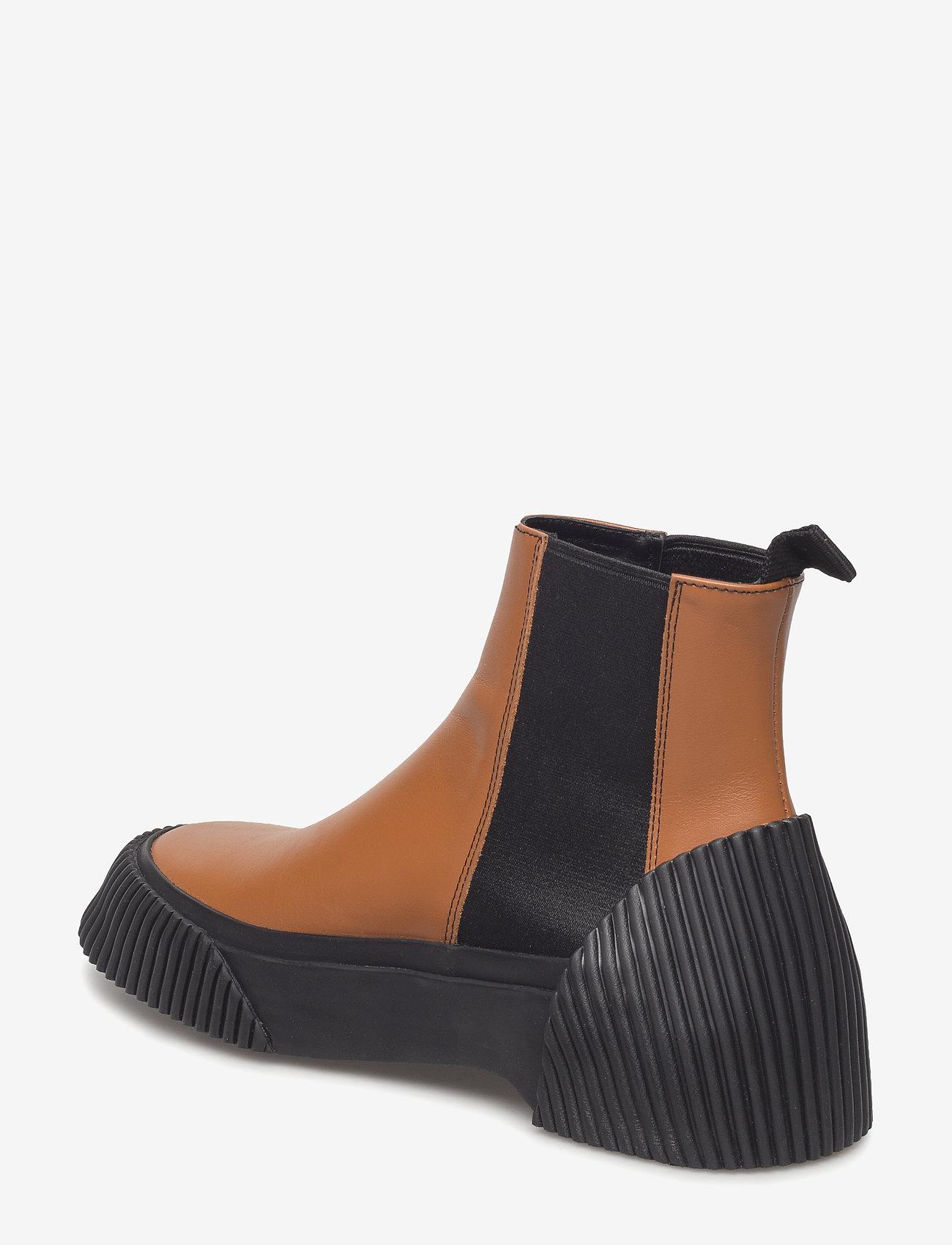 Lela - Vulcanized Chelsea Boot (Cognac) - 3.1 Phillip Lim