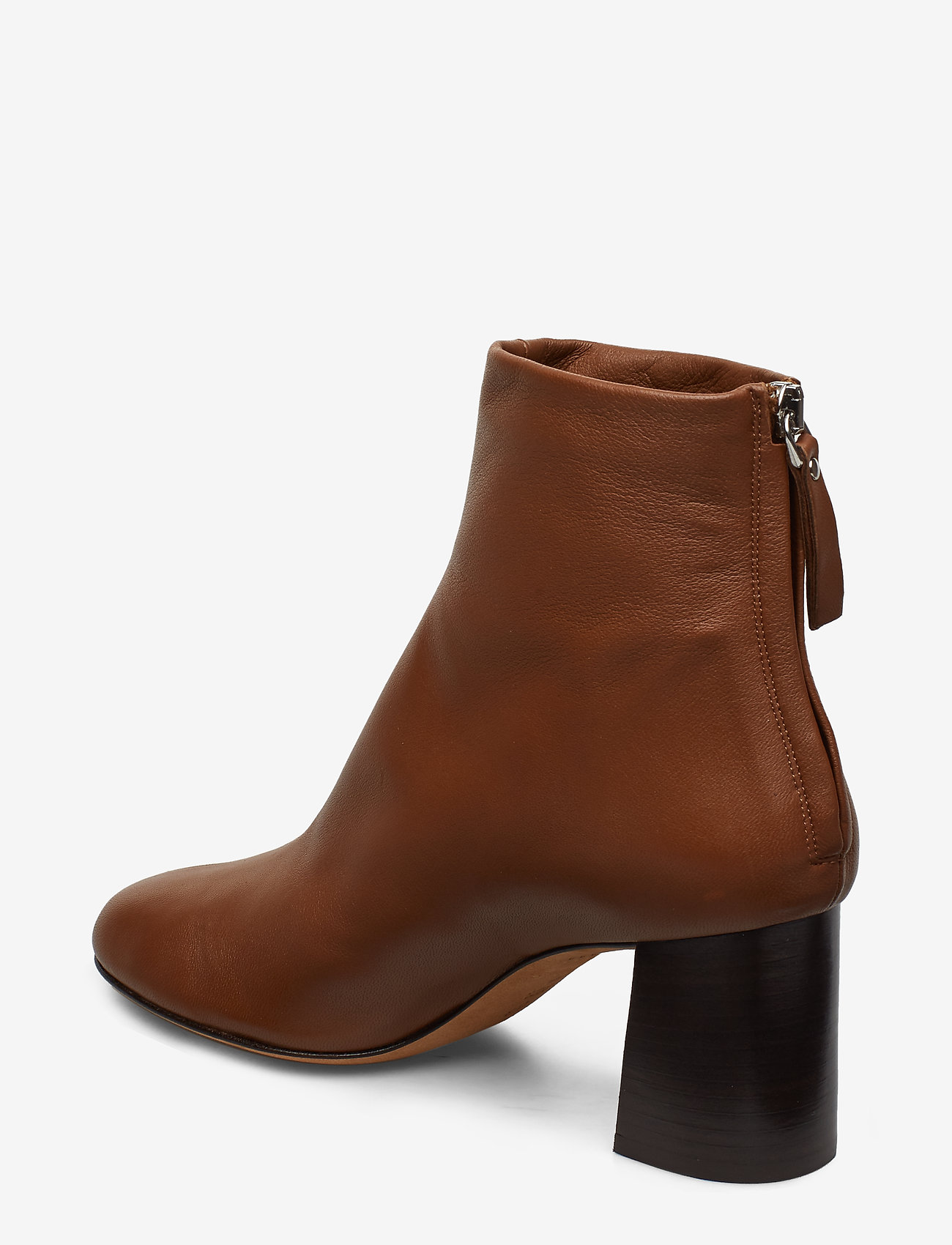 Nadia - Soft Heel Boot (Brown) - 3.1 Phillip Lim