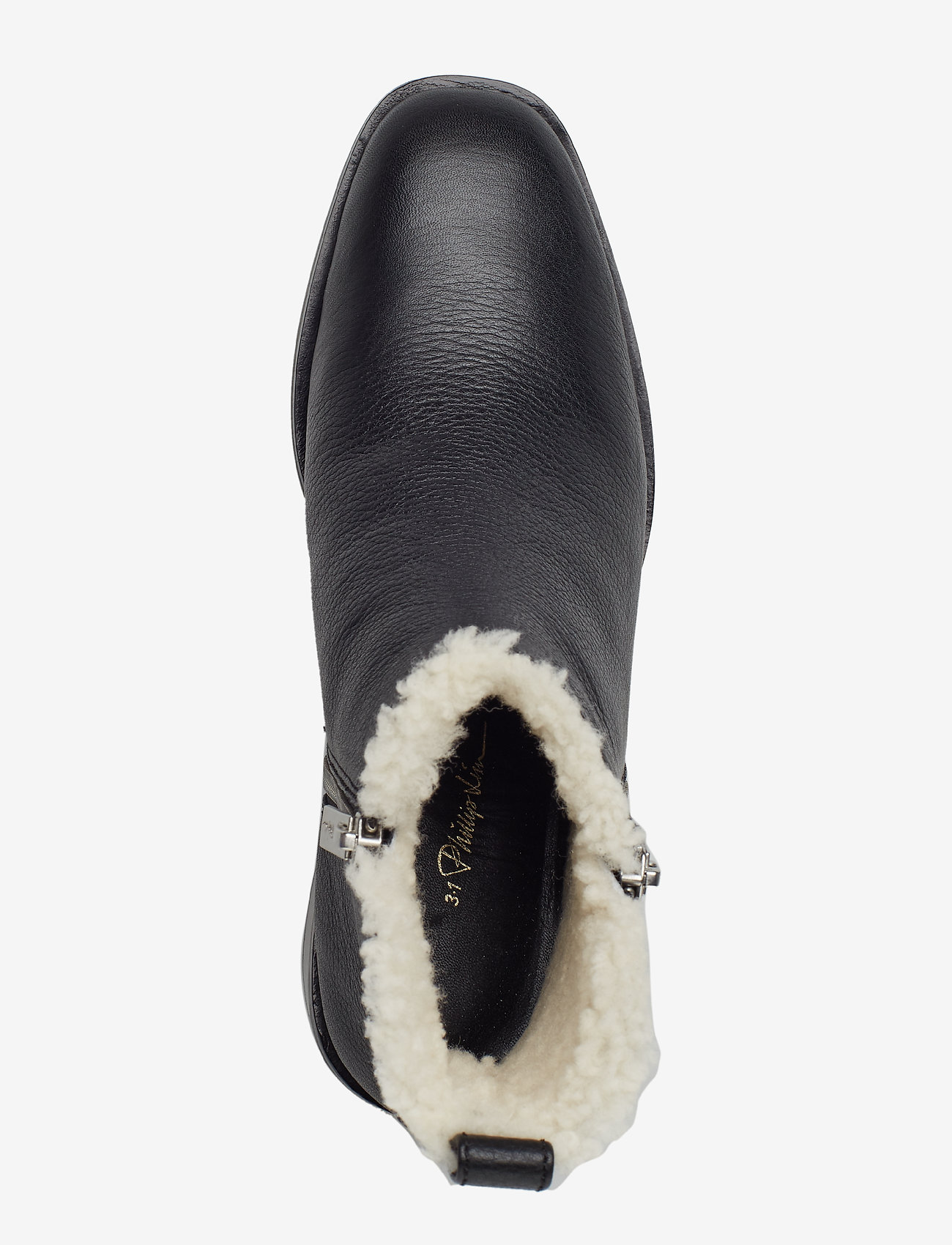 3.1 Phillip Lim Alexa - 40mm Shearling Boot Stövlar Black