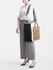 3.1 Phillip Lim - ACCORDION SHOPPER - fashion shoppers - natural - 1