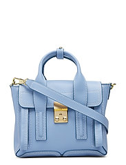 Pashli Mini Satchel Bags Top Handle Bags Blå 3.1 PHILLIP LIM