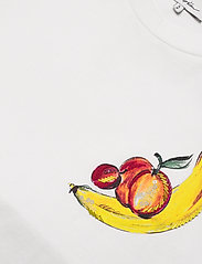 3.1 Phillip Lim - SS BANANA EMBROIDERED TSHIRT - t-shirts - offwhite - 2