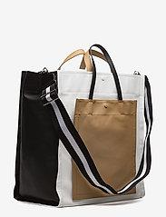 3.1 Phillip Lim - ACCORDION SHOPPER - fashion shoppers - natural - 3