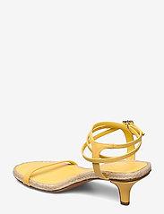 3.1 Phillip Lim - YASMINE- 50MM ESPADRILLE HEEL - høyhælte sandaler - sunshine - 2