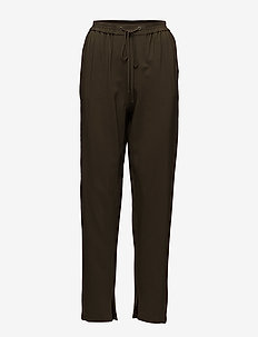 SUITING TRACK PANT - RVT - MOSS