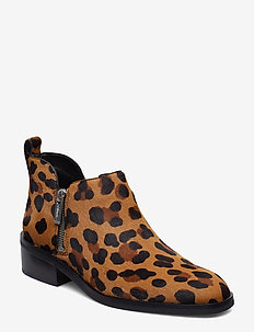 ALEXA - 40MM ANKLE BOOT - LEOPARD
