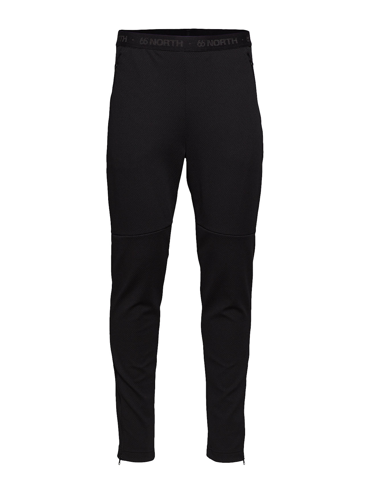 66 North Klambratun Fleece Pants - BLACK