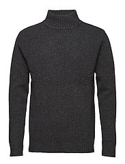 Tyr Sweater - BLACKISH