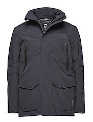 Svarthofdi Gore-Tex Jacket - BLACK