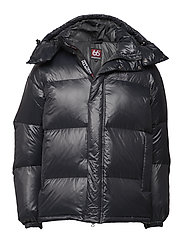 Dyngja Down Jacket - BLACK