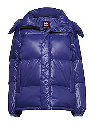 Dyngja Down Jacket - INDIGO NIGHT