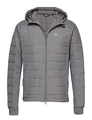 OK Down Jacket - IRON GREY