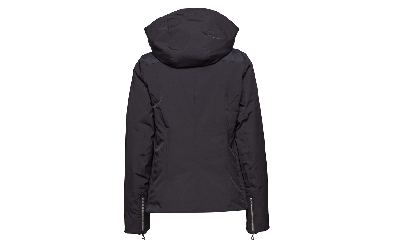 8848 Nylon 100 Jacket Insulation Doublure Nylon Main Adali Polyester Altitude 16 Fabric W Black Elastane 84 4qrw4AxOC