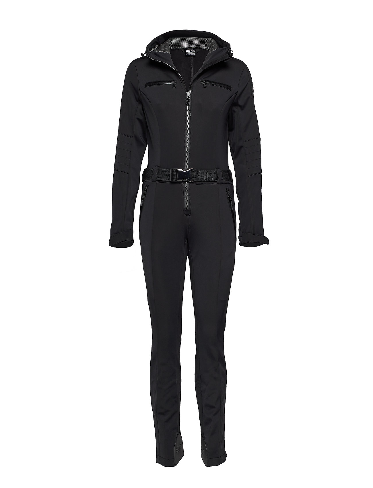 8848 Altitude Cat W Ski Suit - BLACK