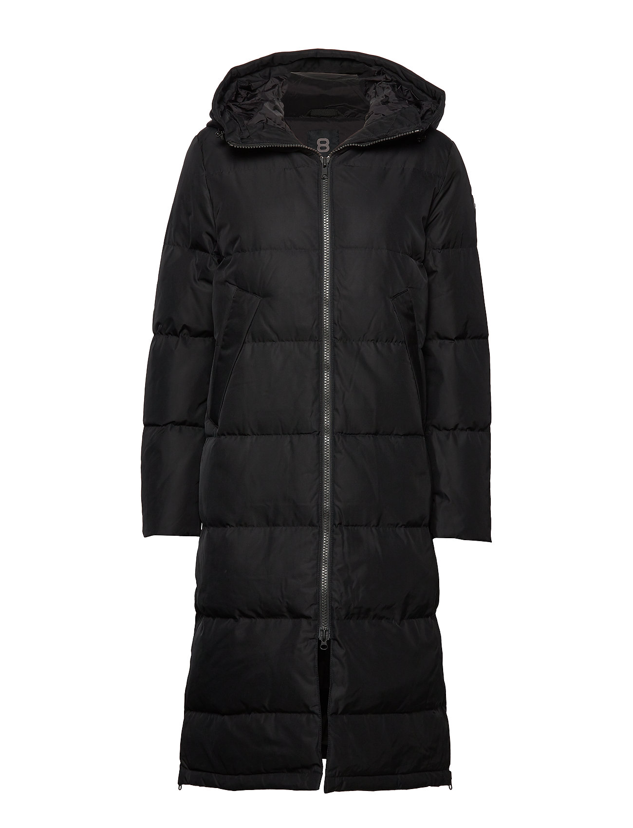 8848 Altitude Biella W Coat - BLACK