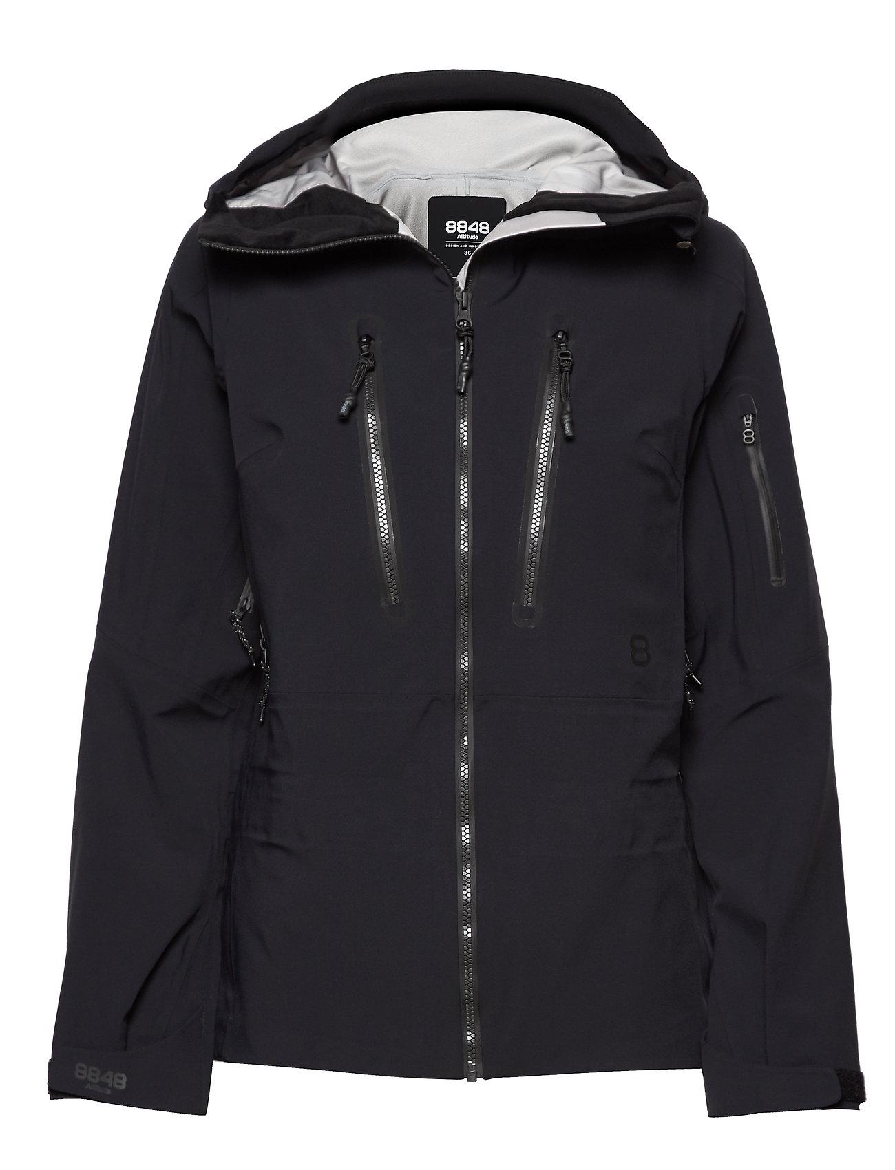 8848 Altitude Pow W Jacket - BLACK