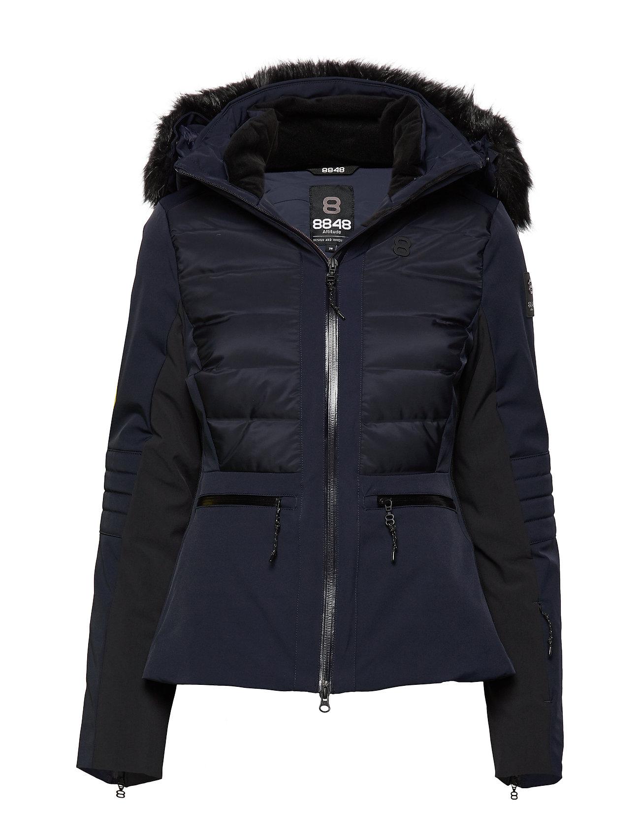 8848 Altitude Cristal Jacket - NAVY