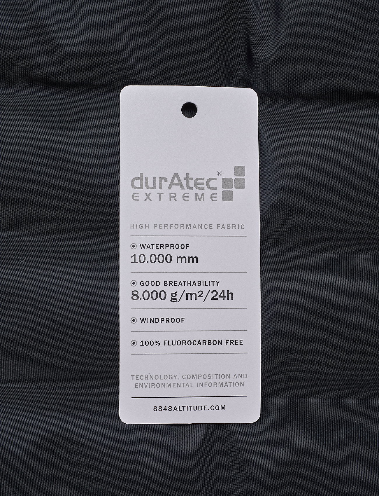 8848 Altitude Cristal Jacket - Kurtki i Płaszcze NAVY - Kobiety Odzież.