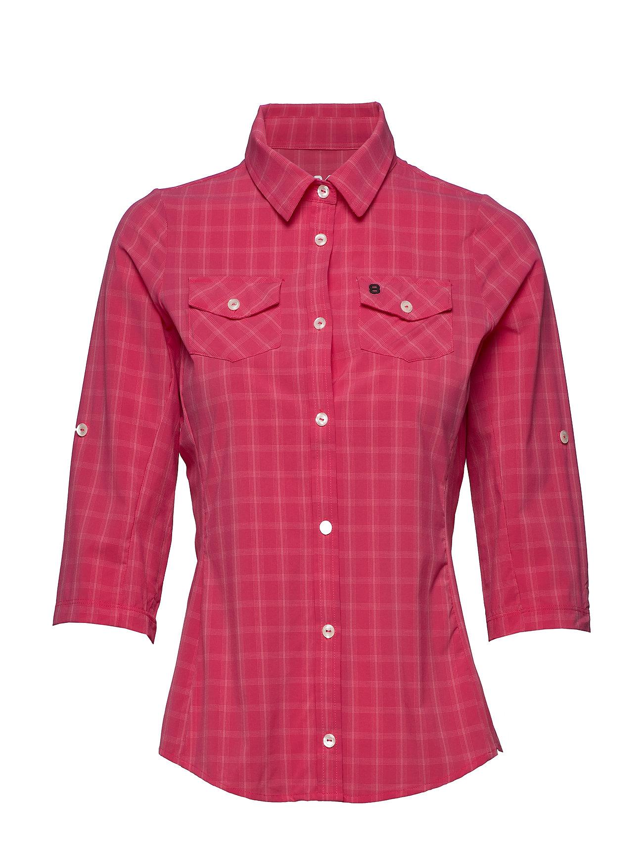 8848 Altitude Swanson W Shirt - MAGENTA
