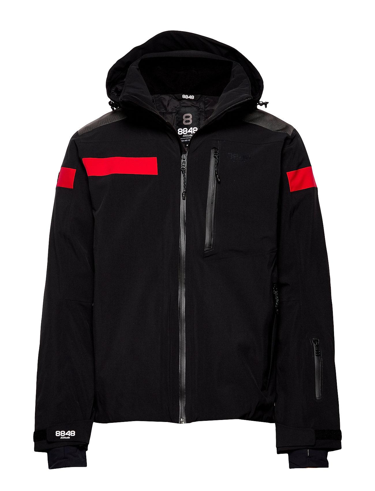 8848 Altitude Aston Jacket - BLACK