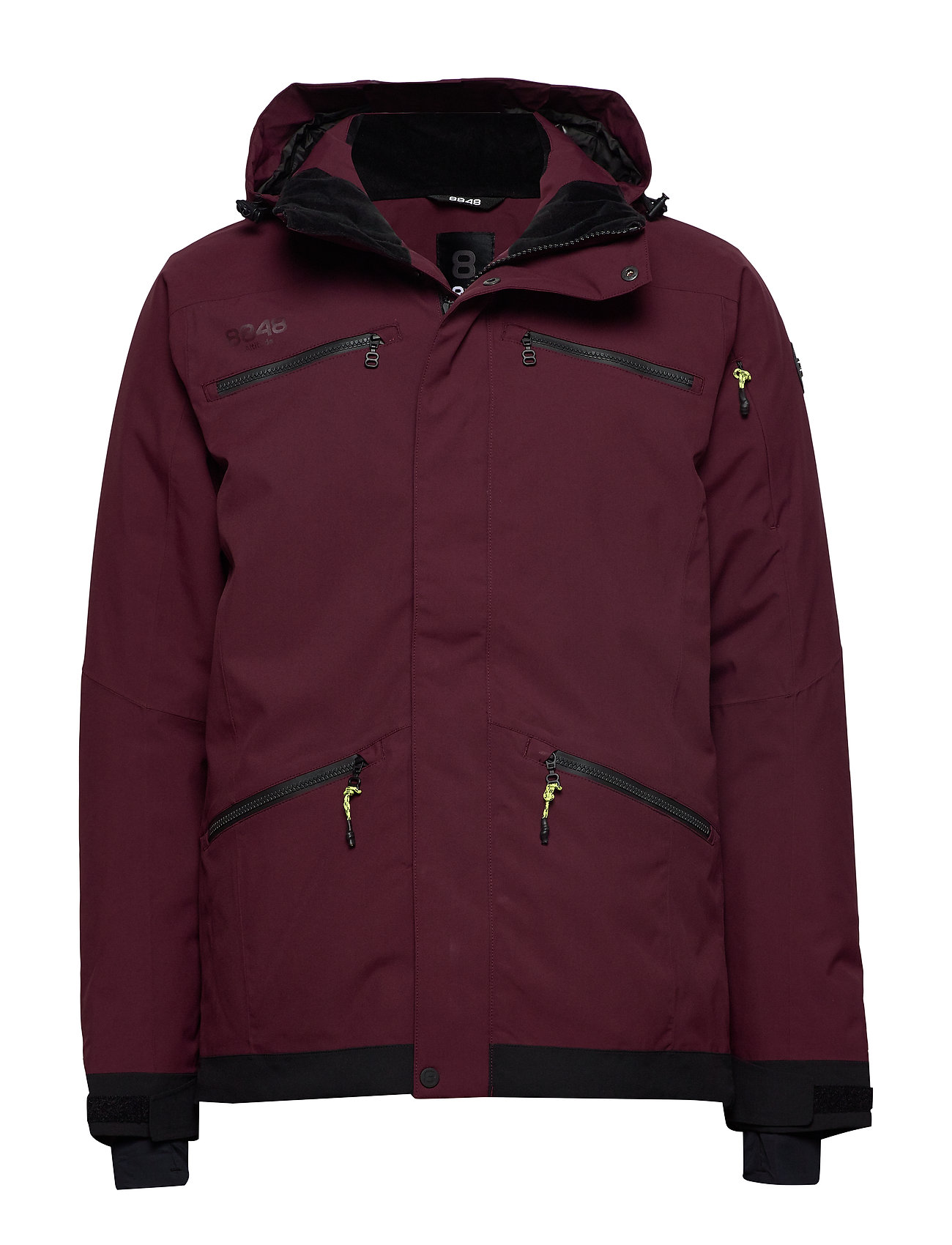 8848 Altitude Fairbank Jacket - AMARONE