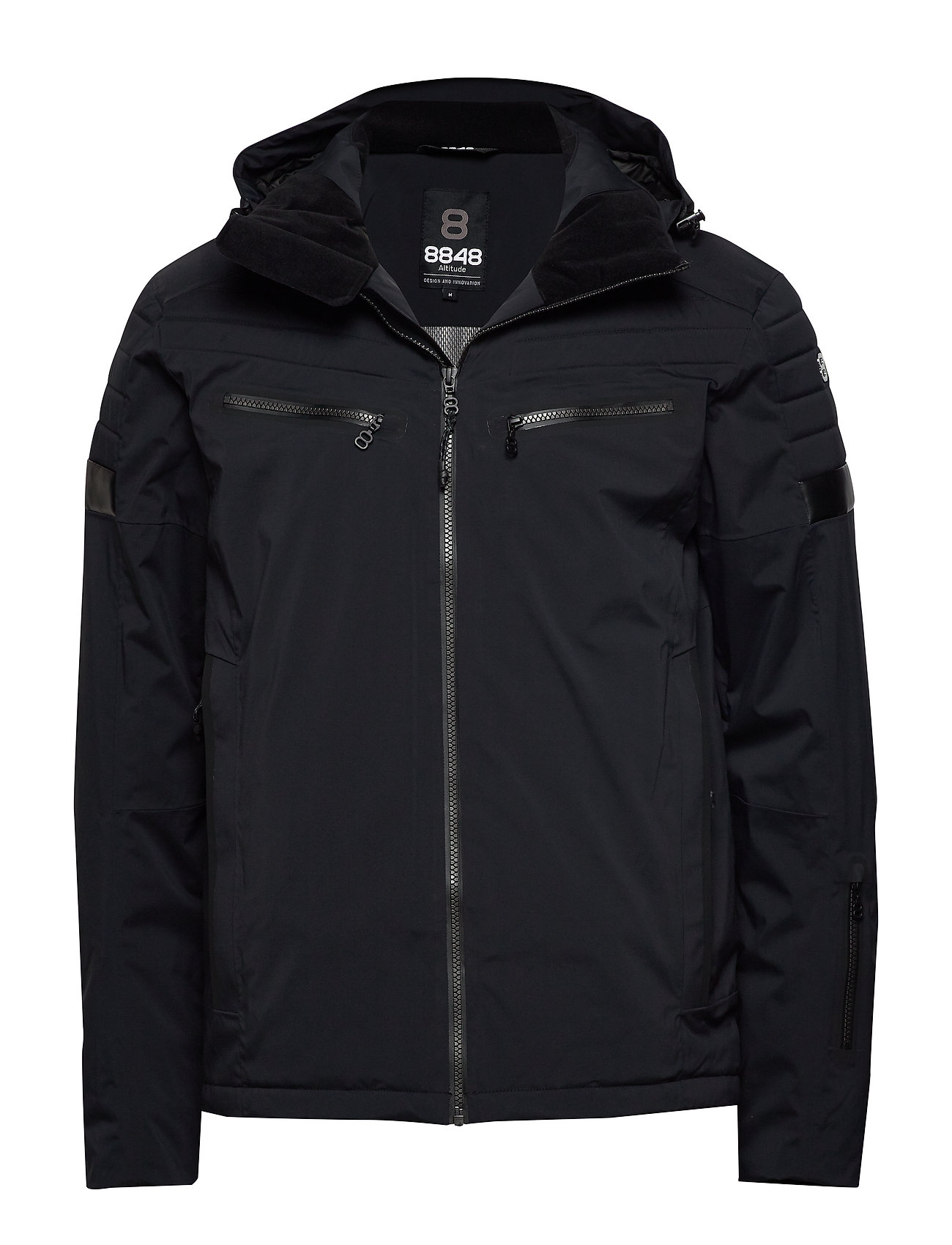 8848 Altitude Hayride Jacket - BLACK