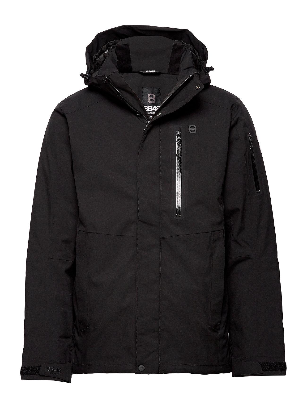 8848 Altitude Castor Jacket - BLACK