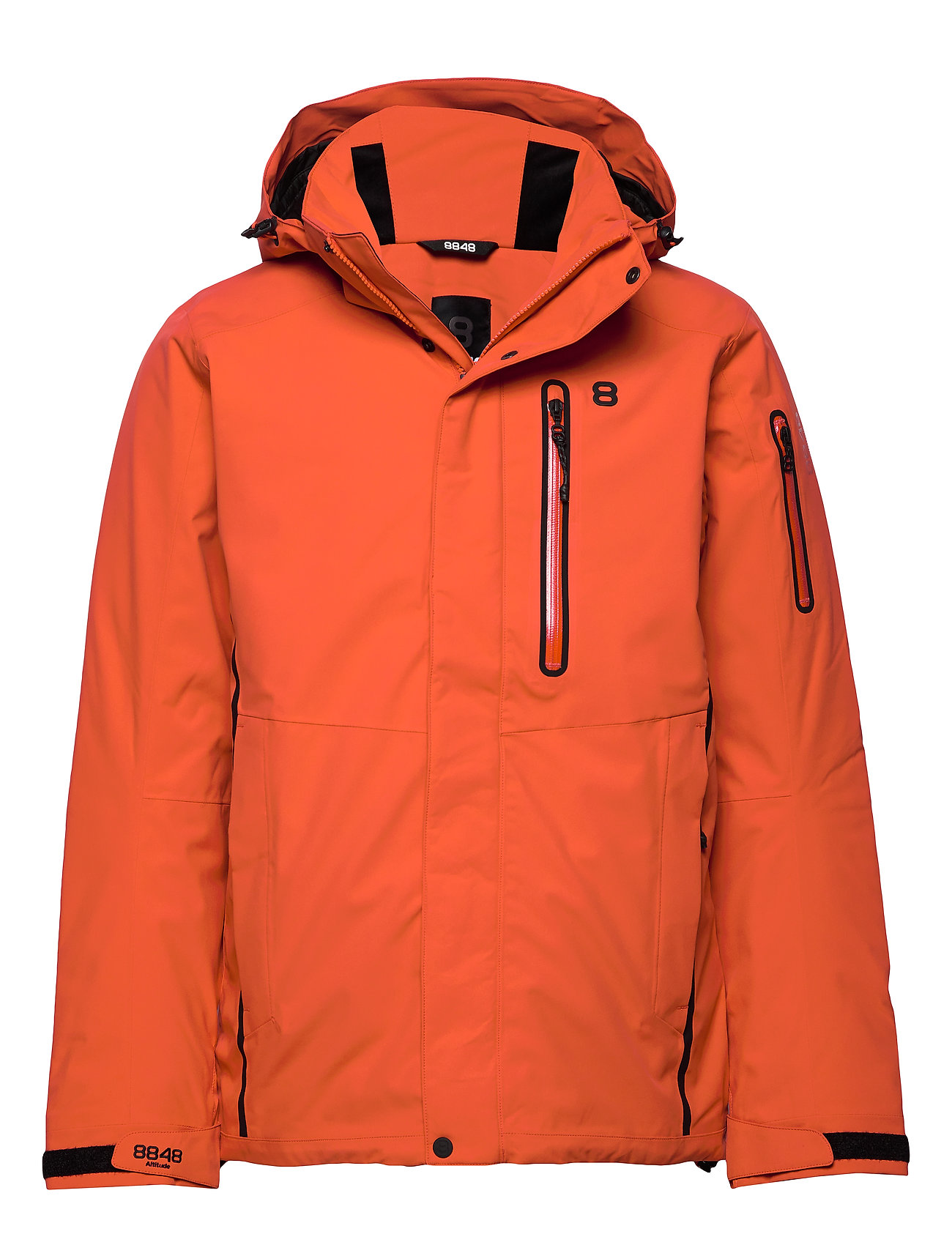 8848 Altitude Castor Jacket - RED CLAY