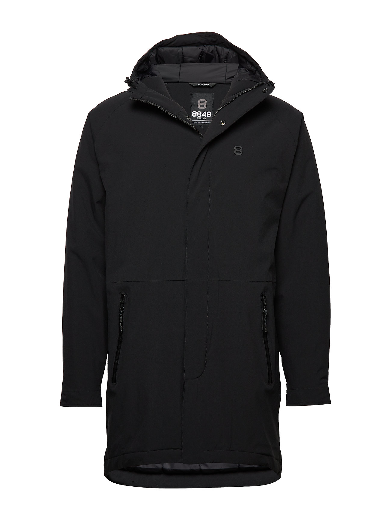 8848 Altitude Heat Grip Coat - BLACK