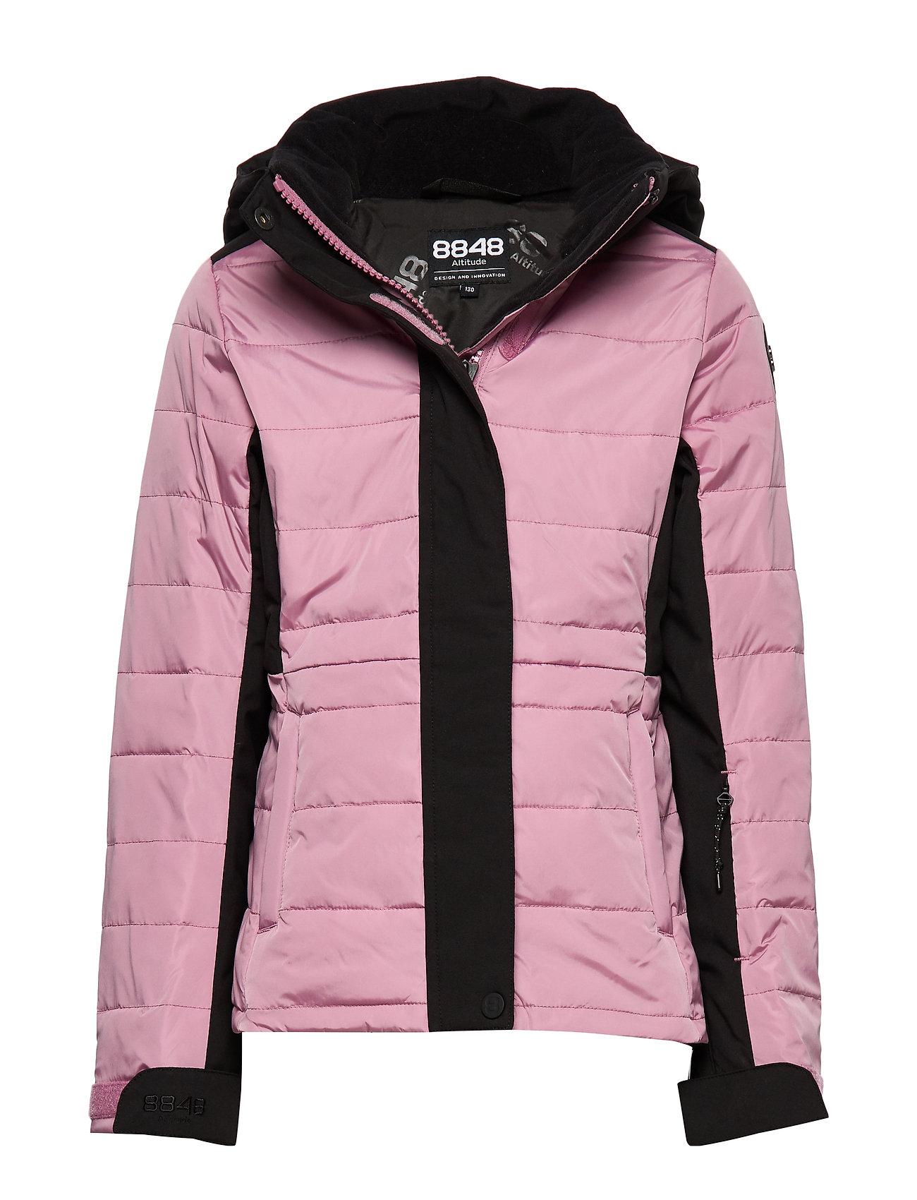 8848 Altitude Mini JR Jacket - ROSE