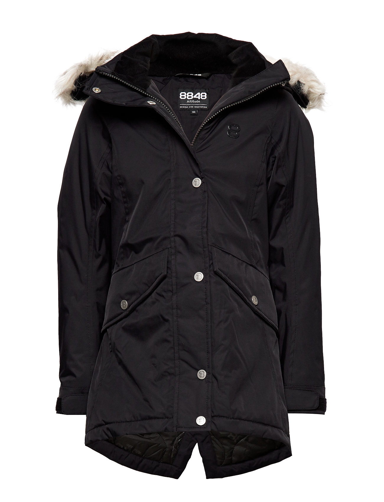 8848 Altitude Maltese JR Jacket - BLACK