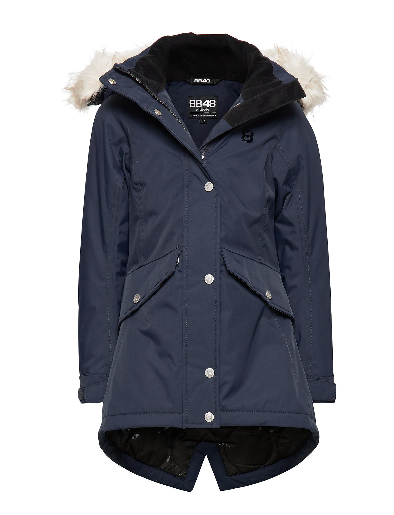 8848 Altitude Maltese JR Jacket - NAVY