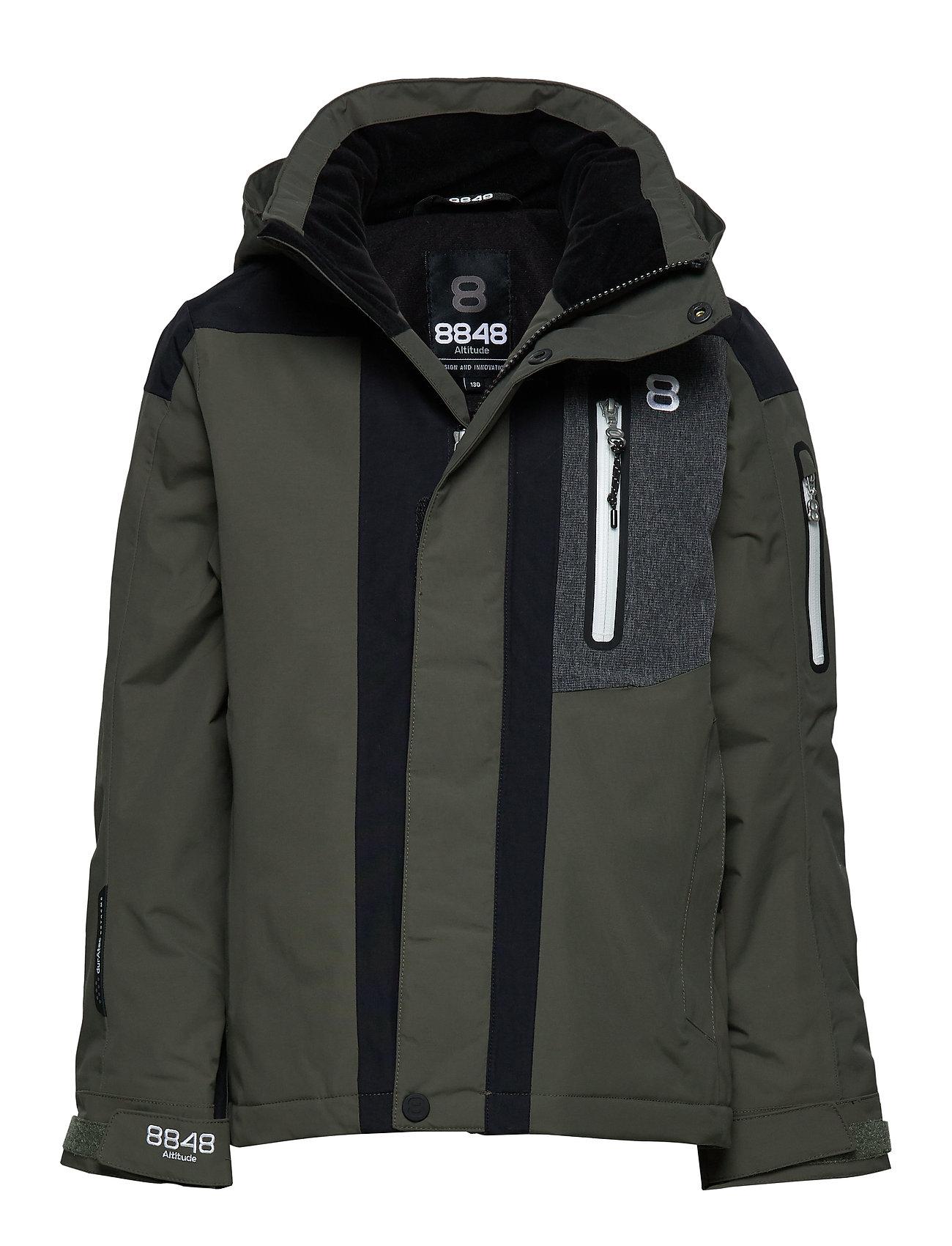 8848 Altitude Aragon JR Jacket - TURTLE