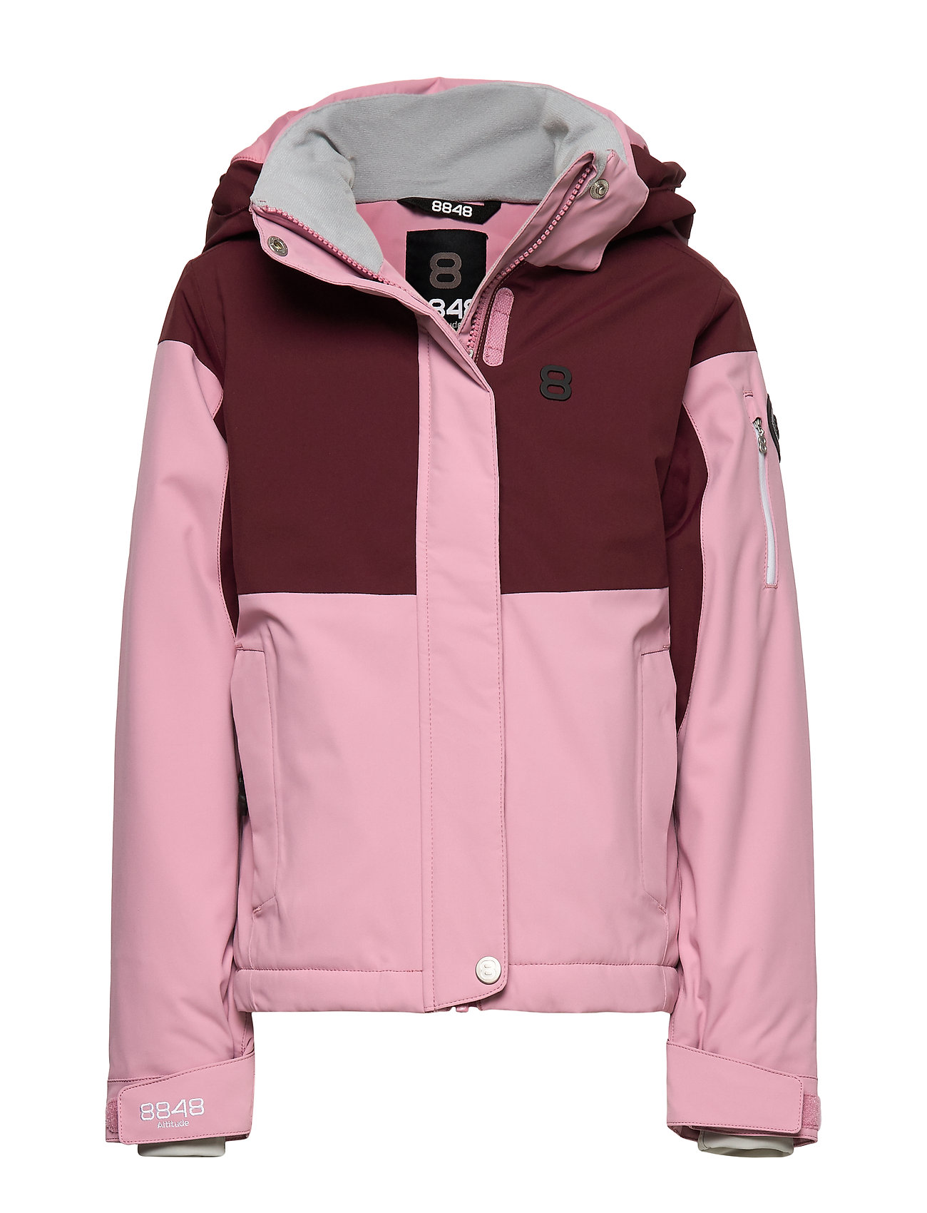 8848 Altitude Florina JR Jacket - ROSE