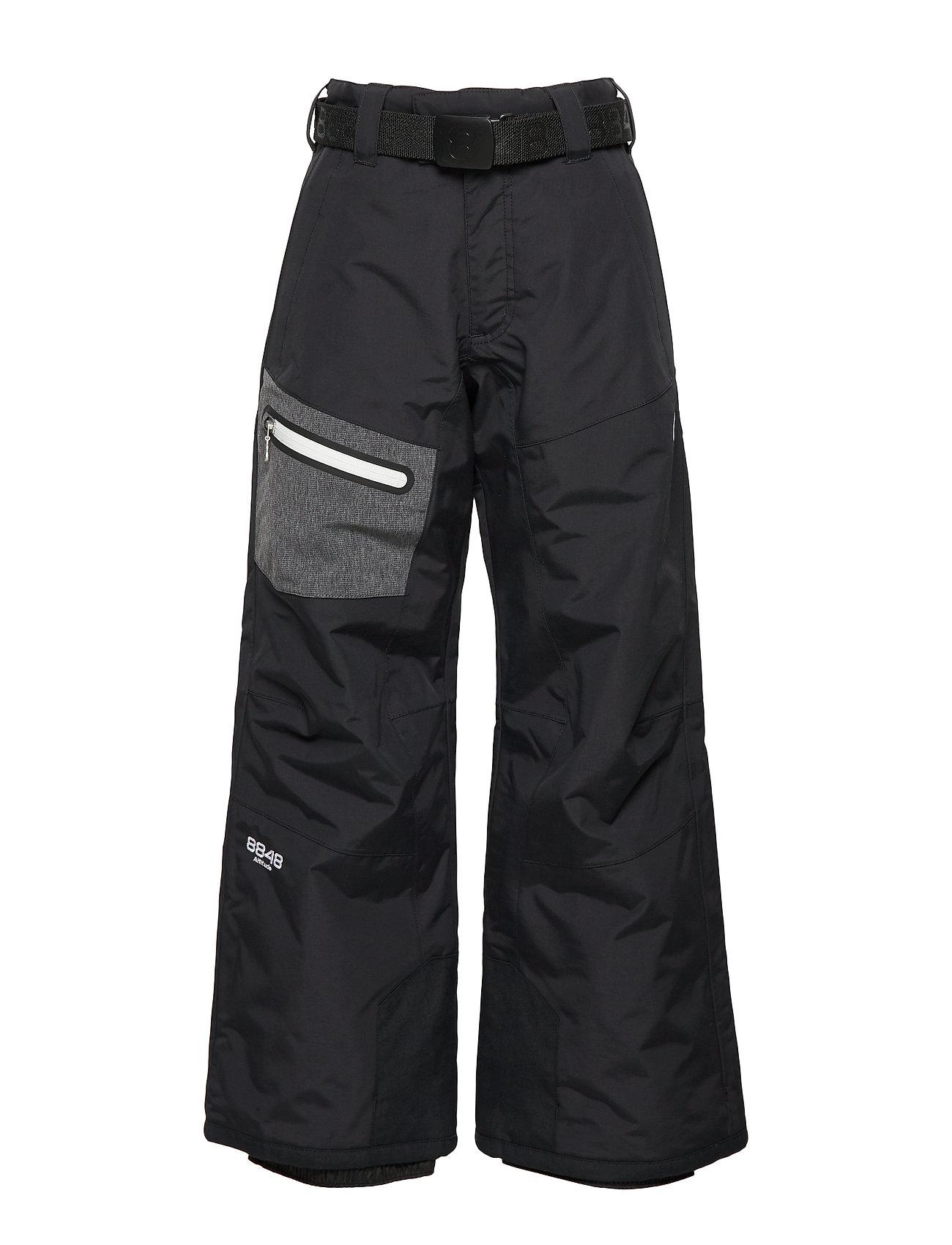 8848 Altitude Defender JR Pant - BLACK