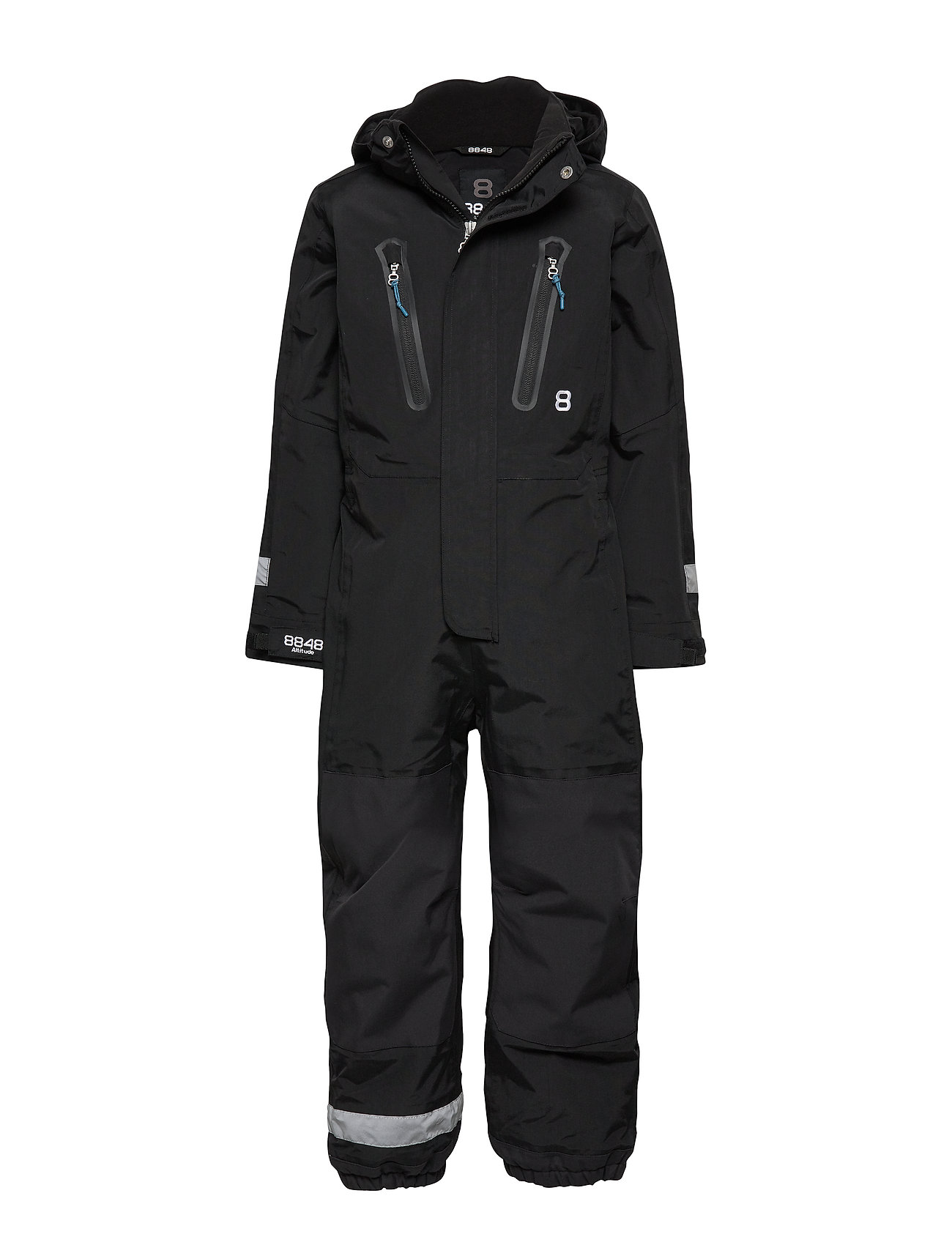 8848 Altitude Karel Minior suit - BLACK